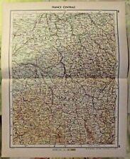 1962 Mont-Dore Puy-de-Dôme;Bourbonnais,Nivernais,Berry,France Centrale art print