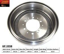 Brake Drum-4WD Rear Best Brake GP3558