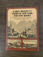 Early Woodcut Views of New York and New Jersey, 304 Illustrations 1975