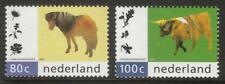 NETHERLANDS MNH 1997 SG1831-1832 NATURE AND THE ENVIRONMENT SET OF 2