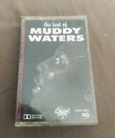 The Best Of Muddy Waters - Cassette - Chess