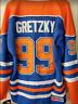 NWT Wayne Gretzky Edmonton Oilers Throwback Home Jersey CCM Size XL (52)