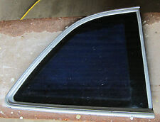 1987 - 1988 Ford Thunderbird Turbo Coupe RH Rear Quarter Window Carlite 87 88