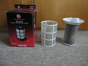 Hoover Vacuum Cleaner S109 Hepa Pre-Motor Filter