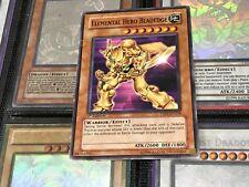 YUGIOH CARD:  Elemental Hero Bladedge - Common - 1st Edition - YSDJ-EN018 CHEAP!