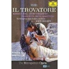 Il TROVATORE DVD NUOVO verdi, Giuseppe Alvarez +++++++