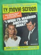 Tv & Movie Screen magazine - August 1970