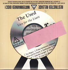 the used lies for the liars limited edition cd  sealed