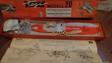 SCHUCO HEGI MODELL 20 MINT CONDITION AMAZINGEXTREMELLY HARD AND OLD