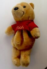 Disney's Plush Pouch With Pooh Bear That zips