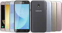 NEW Samsung Galaxy J3 2017 SM-J330F 16GB UNLOCKED 4G LTE 13MP GOLD BLACK BLUE
