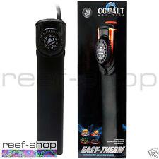 Cobalt Easy Therm 25 Watt Aquarium Heater Unbreakable Fast Free USA Shipping