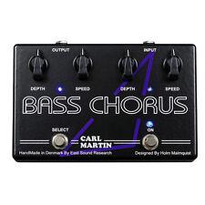 Carl Martin Bass Chorus Pedal +Picks