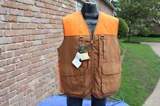 BROWNING PHEASANTS FOREVER HUNTING VEST UPLAND QUAIL SPORTING CLAYS NWT SZ LARGE