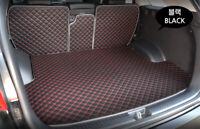 Rear Trunk Rubber Mats Liner for 2019 ~ 2020 KIA Seltos