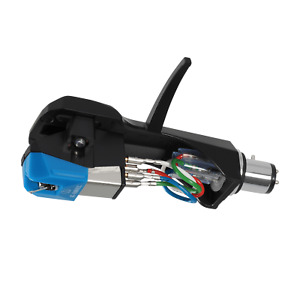 Audio-Technica MM-Tonabnehmersystem AT-VM95C/H mit Headshell ✔original  ✔NEU