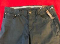 "BNWT MICHAEL KORS Mens Parker Slim Fit Logo Chinos W31"" x L34"""