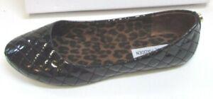 Steve Madden Size 5 Black Flats New Girls Shoes