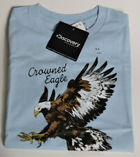 NEW Uniqlo + Discovery Channel Collab Kids T-shirt Size 5-6 Crowned Eagle