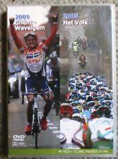 2005 Omloop Het Volk Ghent Wevelgem World Cycling Productions 2 DVD Very Clean