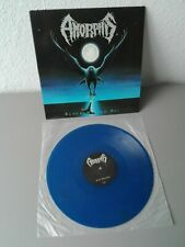 "AMORPHIS original blue Vinyl 11"" Mini - LP Black Winter Day (1996 Relapse USA)"