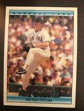 1992 Donruss Mike Gardiner Boston Red Sox 290
