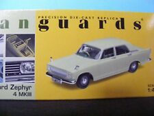 Ford Zephyr 6 MkIII in lime green 1964   RHD Corgi Vanguards 1:43 rd.Scale