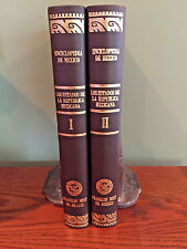 RARE EXCLUSIVE Franklin Mint Los Estados de la Republica Mexicana 2 Volumes 1978