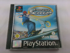 Freestyle Scooter Sony PlayStation 1 2001 PS1 PAL Spiel Game