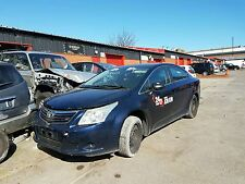 Toyota Avensis 1.8 Saloon (Blue) 2009-2013 Breaking For Spares