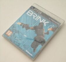 ps3 BRINK pal fr neuf sous blister sony playstation 3