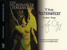 Douglas Clegg - The Necromancer - Signed - Ltd Ed 1st/1st