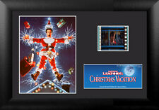 Film Cell Genuine 35mm Framed Matted National Lampoon's Christmas Vacation 6066