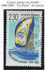 STAMP / TIMBRE FRANCE OBLITERE N° 2648 SPORT VOILE