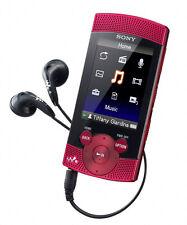 Sony Walkman NWZ-S545 Red (16 GB) Digital Media Player