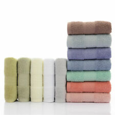 Ultra Soft Pure Egyptian Cotton Bath Towels 28x55