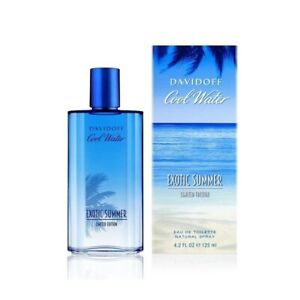 Davidoff Cool Water Exotic Summer 125ml EDT (M) SP Mens 100% Genuine (New)
