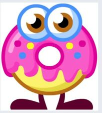 Moshi Monsters Micro Moshi Oddie Storage Doughnut