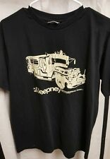 THE PHILIPPINES JEEPNEY L black graphic t-shirt