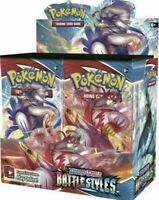 Pokemon Battle Style Booster Box Pre Order Wave 2 (Ships Mid May Once Arrives)