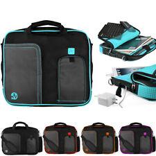 "VanGoddy Nylon Tablet Sleeve Shoulder Messenger Bag Case For 10.5"" iPad Air/ Pro"
