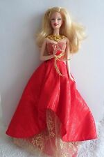 Barbie Collectors Edition Holiday 2014 Christmas Barbie Doll
