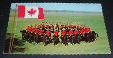 Royal Canadian Mounted Police (Pinders) Saskatoon Saskatchewan Postcard