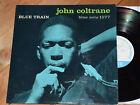 John Coltrane Blue Train VG+ DG W63 Ear Blue Note lp Lee Morgan Curtis Fuller