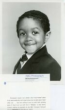 EMMANUEL LEWIS SMILING PORTRAIT WEBSTER ORIGINAL 1983 ABC TV PHOTO