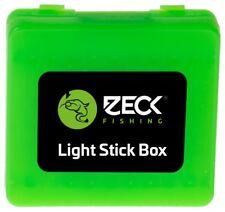 Zeck Fishing Light Stick Box Knicklichtbox Knicklicht inkl 20 Knicklichter