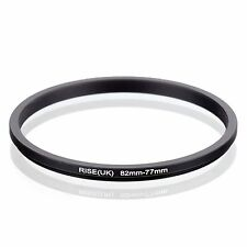 82-77 MM 82 MM- 77 MM 82 to 77 Step Down Ring Filter Adapter
