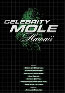 The Celebrity Mole Complete US Season One Series 1 TV Show DVD NEW Kathy Griffin
