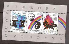 San Marino - 1991 - Mi. Blok 14 - Postfris - MM126
