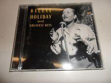 CD  Greatest Hits von Billie Holiday